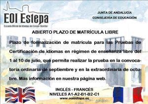 matricula_libre